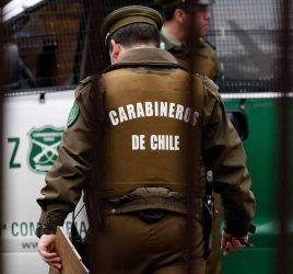 La seguridad o inseguridad en Santiago de Chile