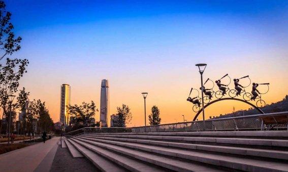 23 observaciones personales sobre mi estadia en Santiago de Chile por Martin Vergara -- http://venezolanoenchile.com