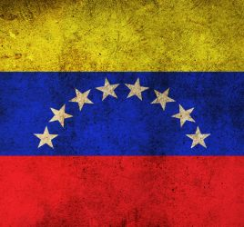 Bandera de Venezuela venezolanoenchile.com