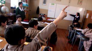 ¿Cómo inscribir a los niños en los colegios chilenos? --- venezolanoenchile.com