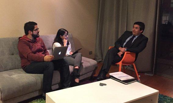 Horizontes Ep. 5 - Conversando con Rodrigo Sandoval, Jefe de Extranjería Chile - venezolanoenchile.com