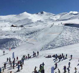 Valle Nevado - Un día diferente en la nieve - venezolanoenchile.com