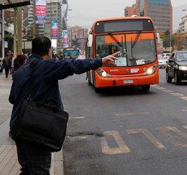Todo lo que necesitas saber acerca de la red de buses en Santiago - venezolanoenchile.com