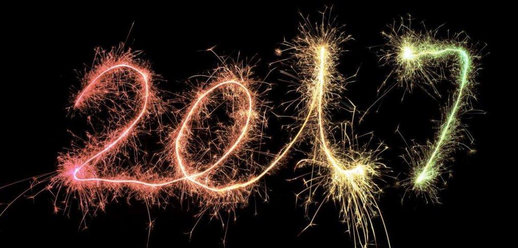 Feliz año 2017 les desea Venezolano en Chile