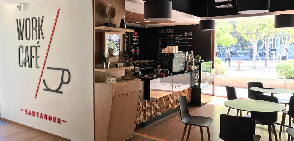 Santander Work Cafe - venezolanoenchile.com