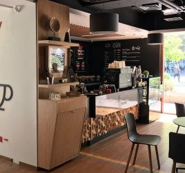 Santander Work Cafe - venezolanoenchile.com