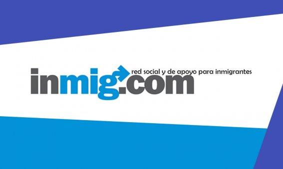 Inmig.com - la red social para inmigrantes