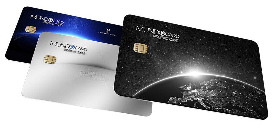 Tarjetas de crédito prepago Mundocard - venezolanoenchile.com