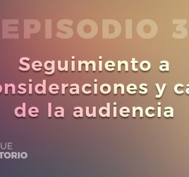 Enfoque Migratorio - Episodio 3