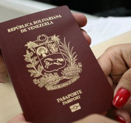 Prórroga del pasaporte venezolanos por 2 años
