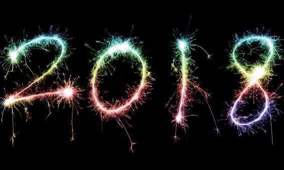 Feliz año 2018 les desea Venezolano en Chile