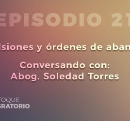 Enfoque Migratorio - Episodio 21