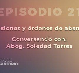 Enfoque Migratorio - Episodio 21