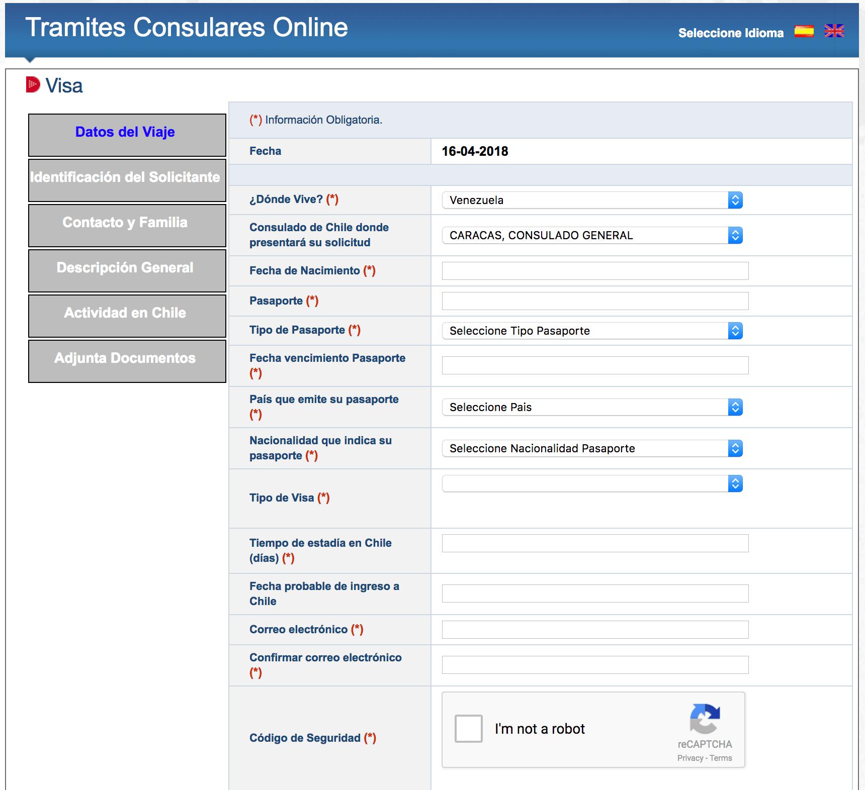 Moderno Formulario De Resumen De Información Personal Composición ...