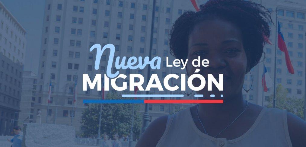 Nueva Ley de Migración Chile