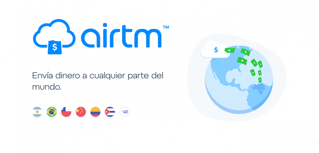 Airtm, remesas a Venezuela sin bloqueos