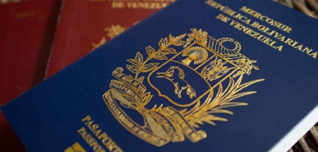 Pasaporte venezolano vencido será aceptado en Chile 2019