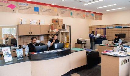 Mail Boxes Etc. Ciudad Empresarial