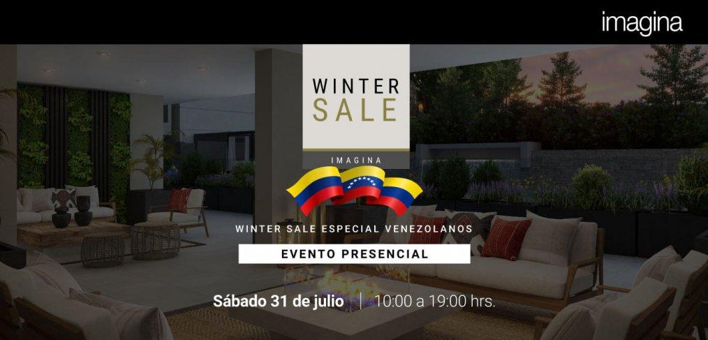 Winter Sale Inmobiliaria Imagina